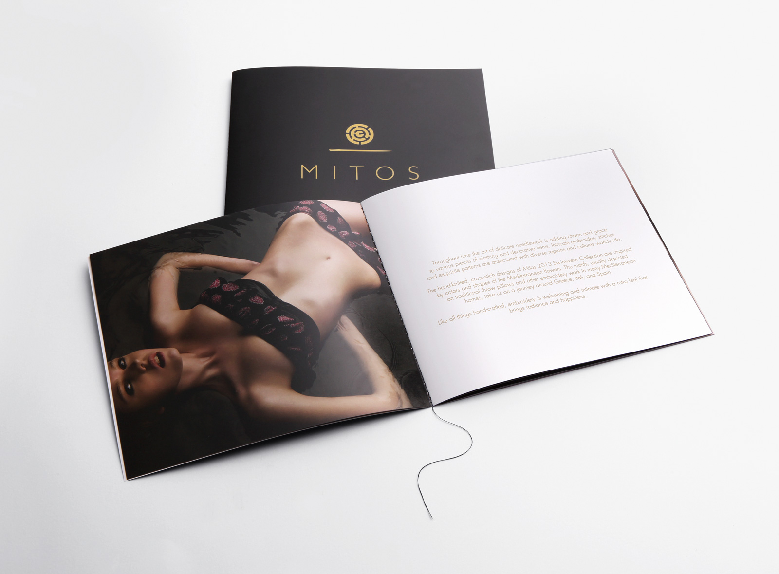 Mitos Swimwear Brochure